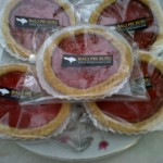 pie susu strawberry